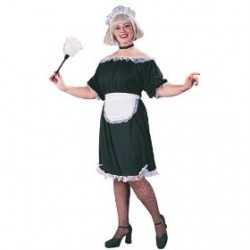 Charm the hardest hearts with the ever so gracious outlook in the plus size french maid halloween costume for women  sc 1 th 225 & Plus Size Halloween Costumes For Women - Home